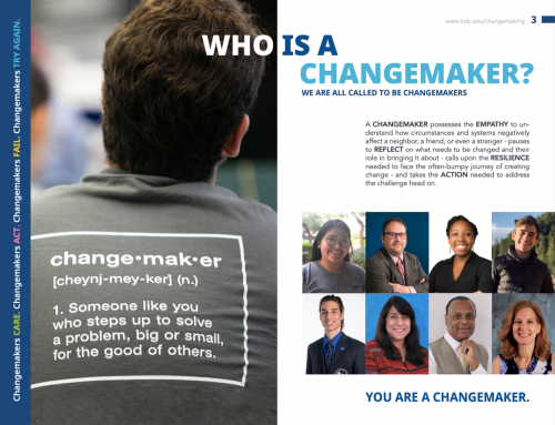 Client Spotlight: MDC Changemaking Education And Social Innovation